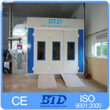 Car Wash Equipment Furniture Paint Booths Inflatable Spray Booth