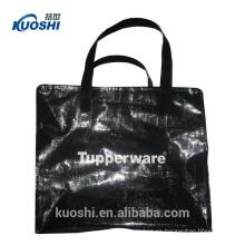 bolsa de plástico para ir de compras
