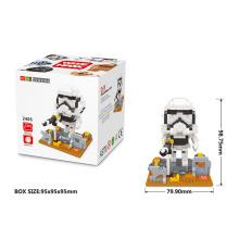 Дети DIY Building Block Интеллектуальные игрушки (H03120136)