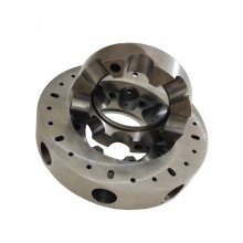 China manufacturer OEM custom steel aluminum parts large cnc service