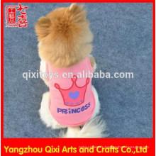 Meilleure vente chine usine chihuahua chien vêtements adorable vêtements pour animaux de compagnie chien