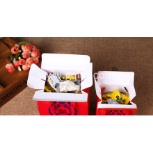 Red Color Wedding Party Lucky Candy Gift bags