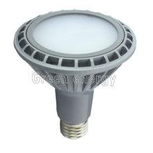 Projetores do diodo emissor de luz da série da economia de energia E27 11W PAR30, bulbos conduzidos