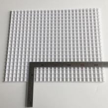 Prix d'usine de panneau de grille de caisse d'oeufs de taille de maille de 12,7 * 12,7 mm