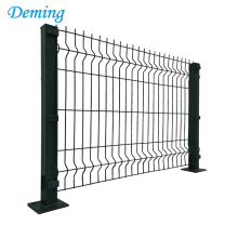 10 Years for Mesh Metal Fence Hot Sale High Quality Triangle Bending Fence export to Canada Importers