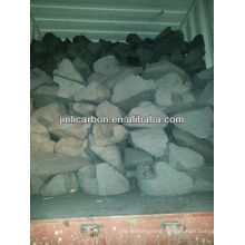 Prebaked anode carbon block