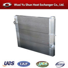 aluminum heat exchanger manufacturer / aluminum radiator / heat exchanger for air compressor