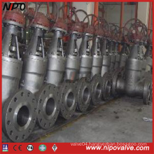 Flanged Pressure Sealing Gate Valve