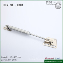 Hermosos accesorios de apoyo de presión-cabeza de hierro