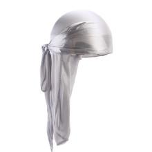 Accessoires de cheveux d'enveloppement de tête de turban en velours bon marché