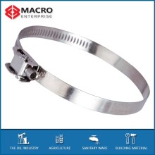 quick release stainless steel hose clamp for auto