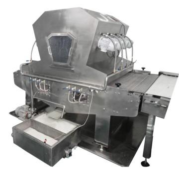 Esparcidor de aceite para línea de producción de galletas.