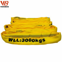 Factory Supply Competitive Price Lifting Round Sling