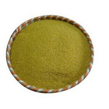 Glutinous Green millet in husk