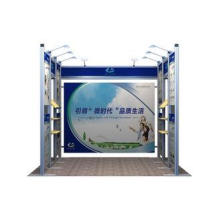 Customized 10x10 Booth Display Standard Portable Exhibition