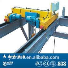 Grue électrique de haute qualité résistant Double faisceau atelier généraux