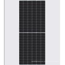 Panel solar de media celda 410w