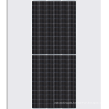 half cell 405W poly panel 144cells