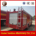 120HP 500-1000 Gallons Water and Foam Fire Trucks