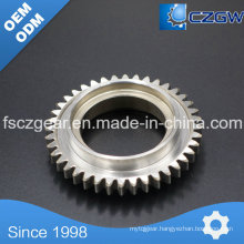 Customized Transmission Gear Nonstandard Gear for Various Machinery
