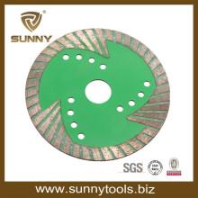 Laney Diamond Disc for Granite Cutting