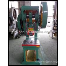 Machine de poinçonnage automatique J21S 100T