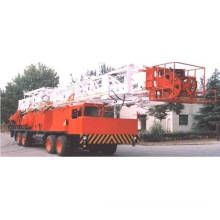 1000M Truck-mounted drilling rig