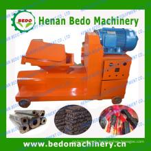 China machte das Biomassebrikett, das Maschinenanlage- / Holzkohlenbrikett-Extrudermaschinerie / hölzerne Bauholzbrikettpresseausrüstung herstellt