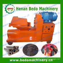China made biomass briquette making machine plant/charcoal briquette extruder machinery/wood timber briquette press equipment
