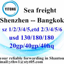 Shenzhen High Competitive Transportation Service to Bangkok