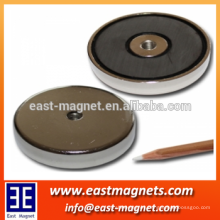 Good quality china industrial supply ferrit magent with internal thread