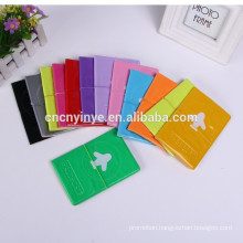 Promotional Gift pvc passport wallet