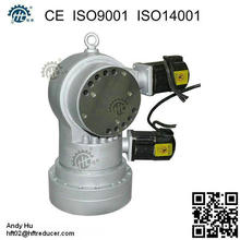 Hdr30 Low Backlash High Precision Antenna or Radar Tracking System Gearbox