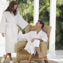 White Color Luxury Hotel Bath Robe