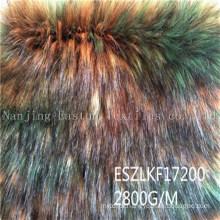 Long Pile Faux Raccoon Fur Eszlkf17200