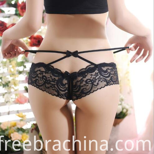 sheer lace open back t panty detail5