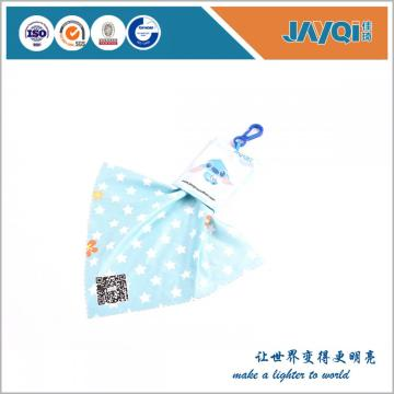 Superfine Fiber Wipe Cloth with Pouch