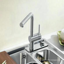 Pull out Kitchen Faucet and Mixer with Brass