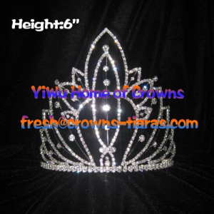 6inch Unique Queen Pageant Crowns
