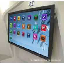 """82"""" Samsung Interactive Smart Tv Multi Touch Lcd Monitor Two Fingers Touch Lcd Tv"""