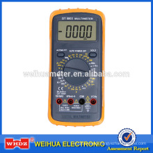 4 1/2 digits multimeter DT5803 with Frequency Buzzer Capacitance test