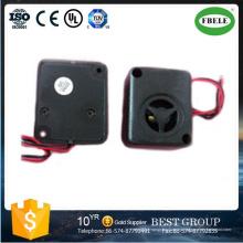 Alarma de incendio pequeña Sensor eléctrico de zumbador con cable (FBELE)
