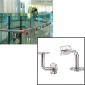 Stainless Steel Wall Mounted Handrail Bracket Support