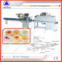 SWC-590 Swd-2000 Shrink Automatic Packing Machine