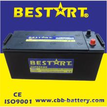 Batterie de camion grande taille de haute qualité 150ah 12V N150-Mf