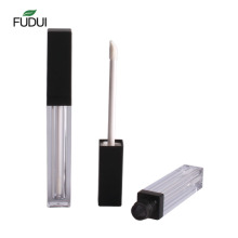 Lip Gloss Packaging Box Black Tube En stock