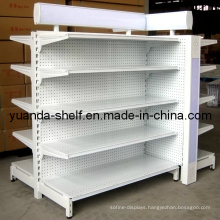 Luxury Design Supermarket Cosmetic Goods Display Shelf