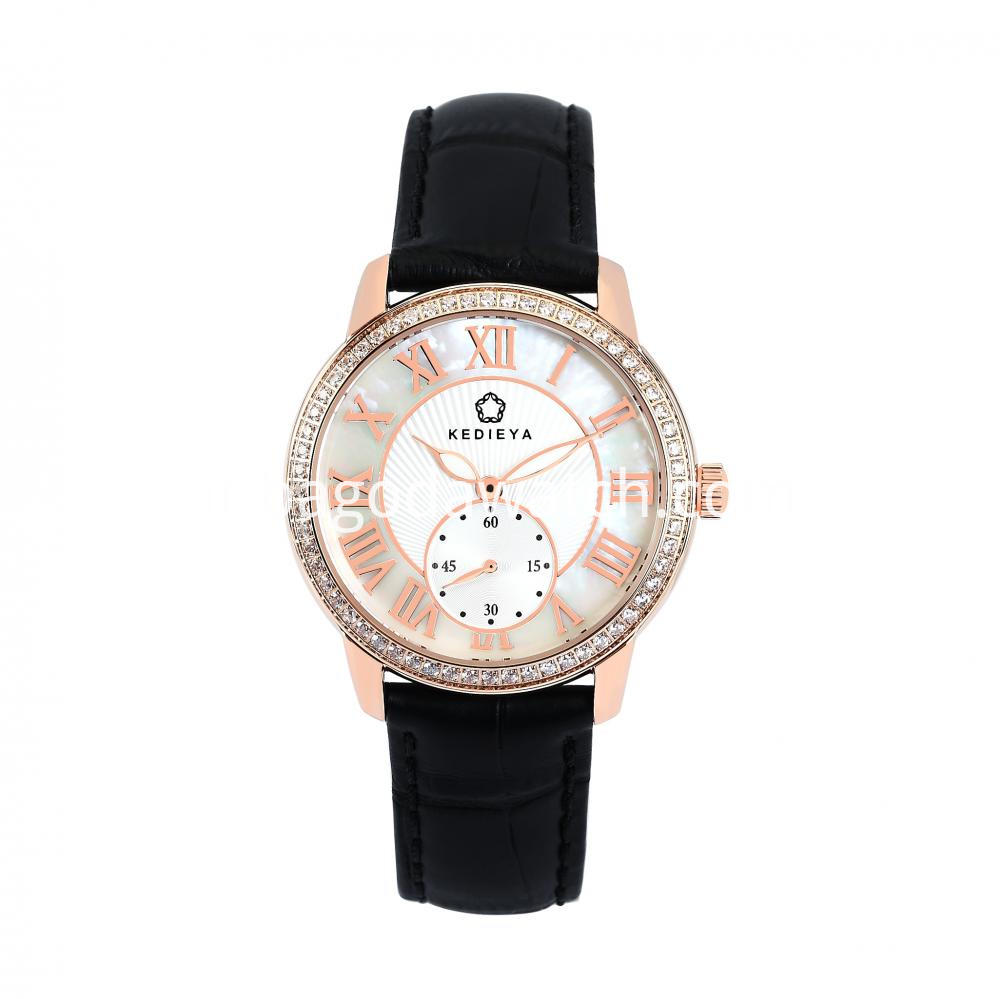 Stainless Steel Quartz Women Watch