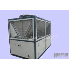 Low Temperature Heat Pump Chiller Equipment Air Cooled Expl