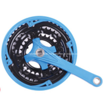 Fixed Gear Steel Crank Set